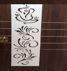 Cnc Cutting Design Ms 3mm Laser Cut Grill With Material