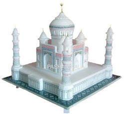 Marble Taj Mahal Replica Taj Mahal Wholesale Trader From