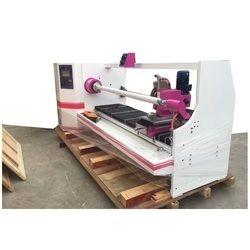 Automatic Single Shaft Adhesive Tape Slicing Machine