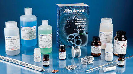 Research Chemicals - Alfa Aesar Chemical Compound Distributor