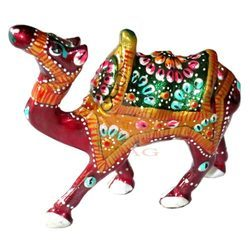 Meena Camel Sculptures