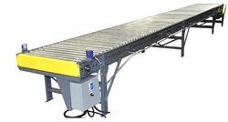 Belt Driven Live Roller Conveyors