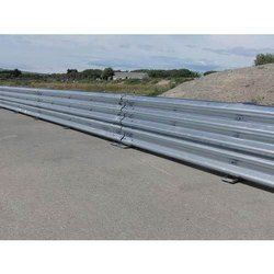Metal Beam Crash Barrier Installation Service