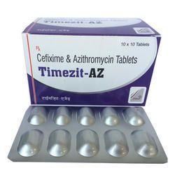 Cefixime Azithromycin Tablets