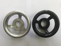 """Aluminium Handwheel 5"""" Diamater"""