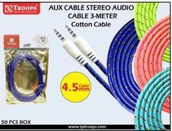 AUX 4.5MM COTTON CLOTH COLOUR