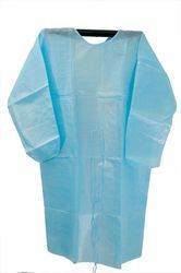 Disposable Non Woven Labcoat