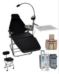 Portable Dental Chair with Unit
