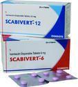 Scabivert 12mg Tablets