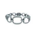 925 Silver Diamond Bracelet