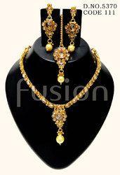 Royal Antique Necklace Set