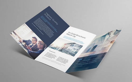 Brochure design printing services business card design printing brochure design printing services reheart Images