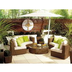 Cane Poolside Furniture