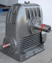 Horizontal Type - Worm Reduction Gearbox