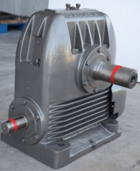 Horizontal Type Worm Reduction Gearbox