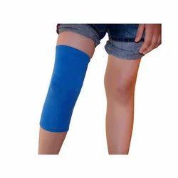 Knee Cap Long Blue Regular