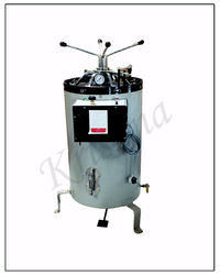 Manidharma Cylindrical Industrial Autoclave