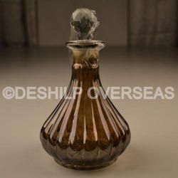 Glass Luster Decanter