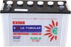 Exide Solar Batteries