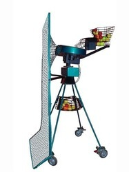 Super Bowler (Deluxe)-Cricket Bowling Machine