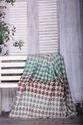 Home Furnishing Textiles- Hornstooth Designed Designer Throw