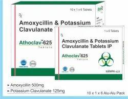 Athoclav 625 Tablets