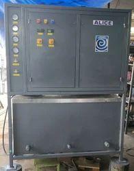 20 TR Air Cooled Brine Chiller