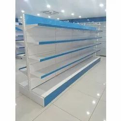 5 Shelves Grocery Display Rack