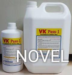 Stainless Steel Passivation Liquid