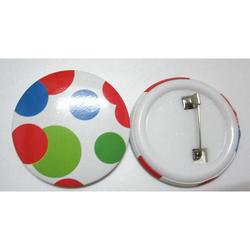 Customized Plastic Button Badges