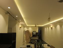 Modern Home False Ceiling Designing Service Provider Design Quote Gypsum