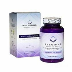 Relumins 1650mg Advance White Skin Glutathione Complex Capsule