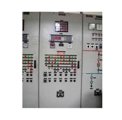 Turbine Synchronization Panel