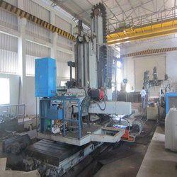 CNC Floor Boring Services