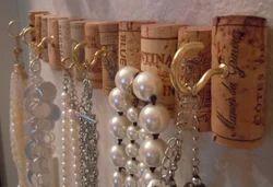 Cork Key Hangers