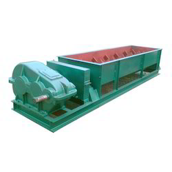 Double Shaft Mixer Machine