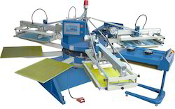 Automatic T Shirt Printing Machine