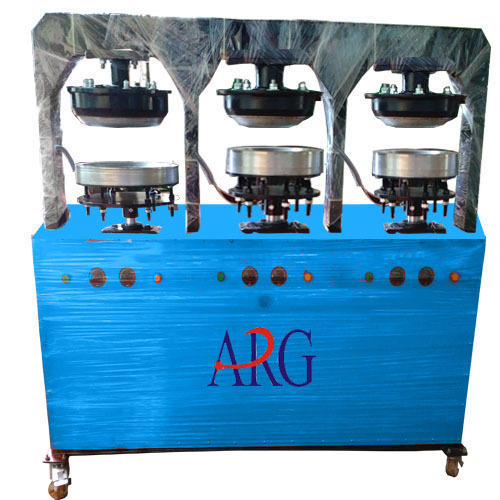ARG Areca Leaf Plate Making Machine