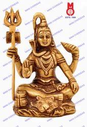 Lord Shiva Sitting Statue