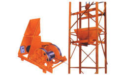 Chanal Type Tower Hoist