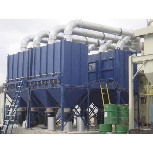 Dust Extraction System Dust Collector Exporter From New