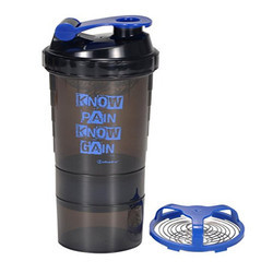 Speed 2 Storage Shaker Bottles