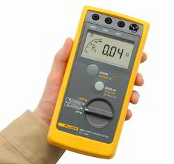 Fluke Brand Earth Ground Tester Model No-1621 Kit