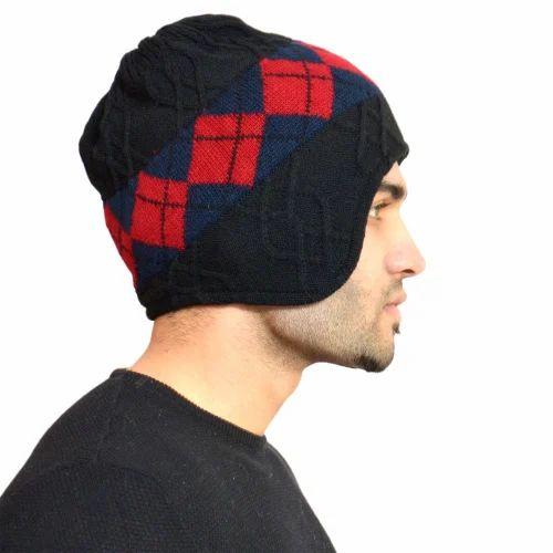 cb335d1b1cd Men s Woolen Caps - Mens Woolen Cap ( Stylish Mens Woolen Caps ...
