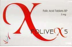 Hematinics Folic Acid Tablet