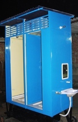 Prefabricated Movable Toilet