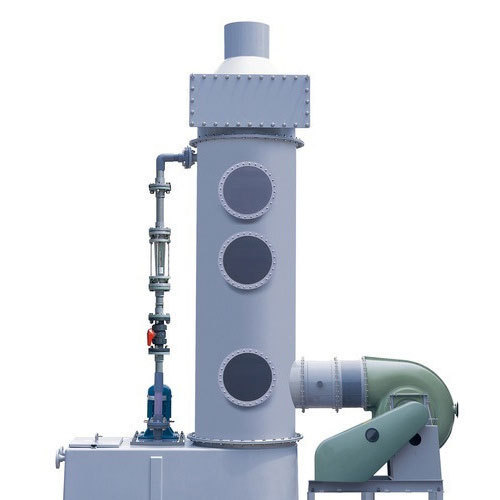 Bio Scrubber Chlorine Absorption Tower Manufacturer From
