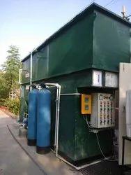 Effluent Treatment & Wastewater Treatment Plant  30 KLD