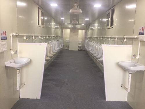 VIP Portable Toilets and Toilet Vans - Toilet Container Service ...