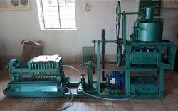 3 HP Single Chamber 4 Bolt Oil Expeller